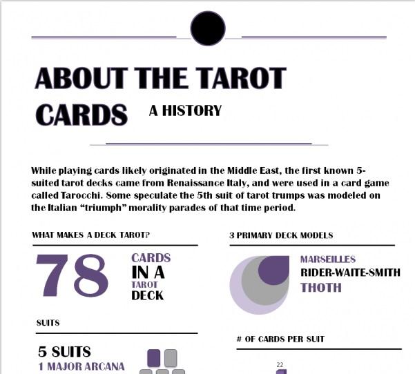 tarot,paranormal mystery