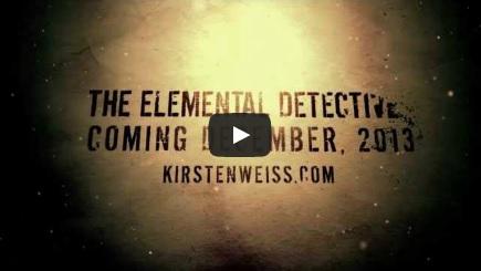 paranormal mystery novel