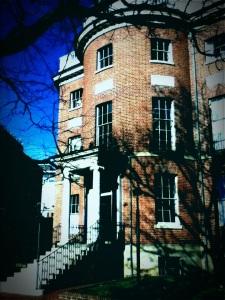 ghost walk washington dc