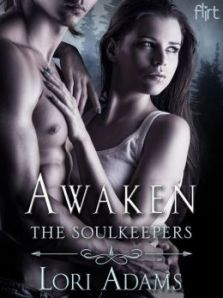 new adult paranormal romance