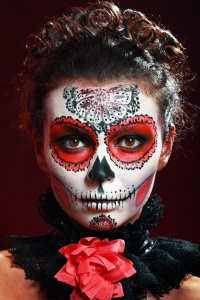 sugar skull,day of the dead