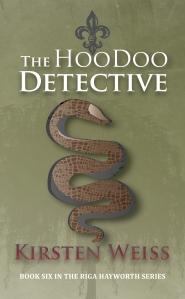 The Hoodoo Detective Kirsten Weiss