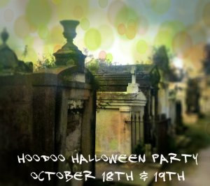 Hoodoo Halloween Party