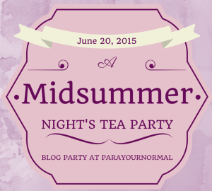 Midsummer Night Tea Party square