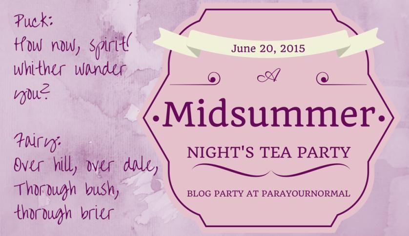 Midsummer Night Tea Party Twitter
