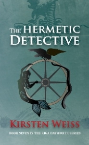 The Hermetic Detective, Kirsten Weiss