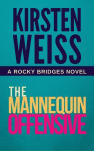 The Mannequin Offensive Kirsten Weiss