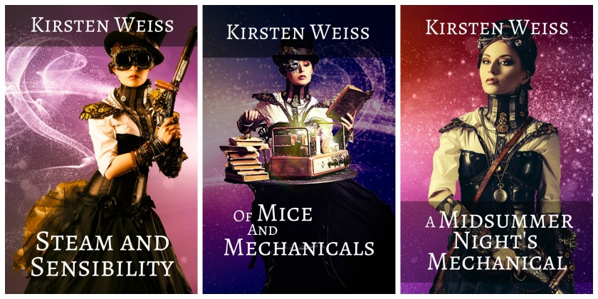 steampunk suspense