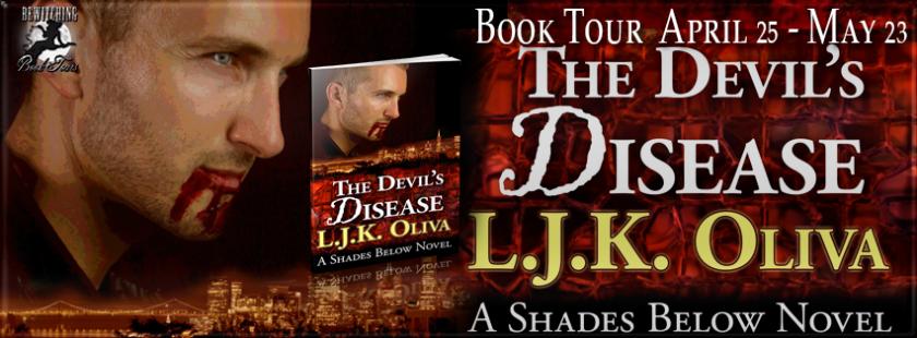 The Devil's Disease Banner 851 x 315