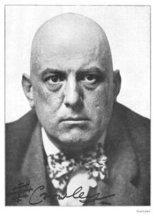 Aleister Crowley circa 1912