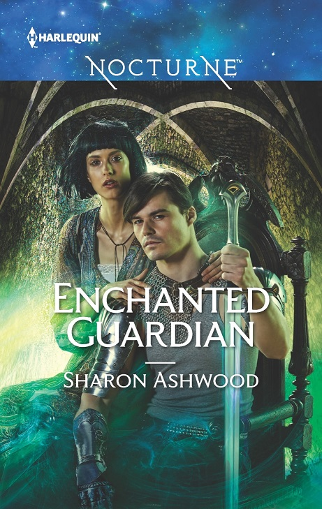 enchanted guardian cover