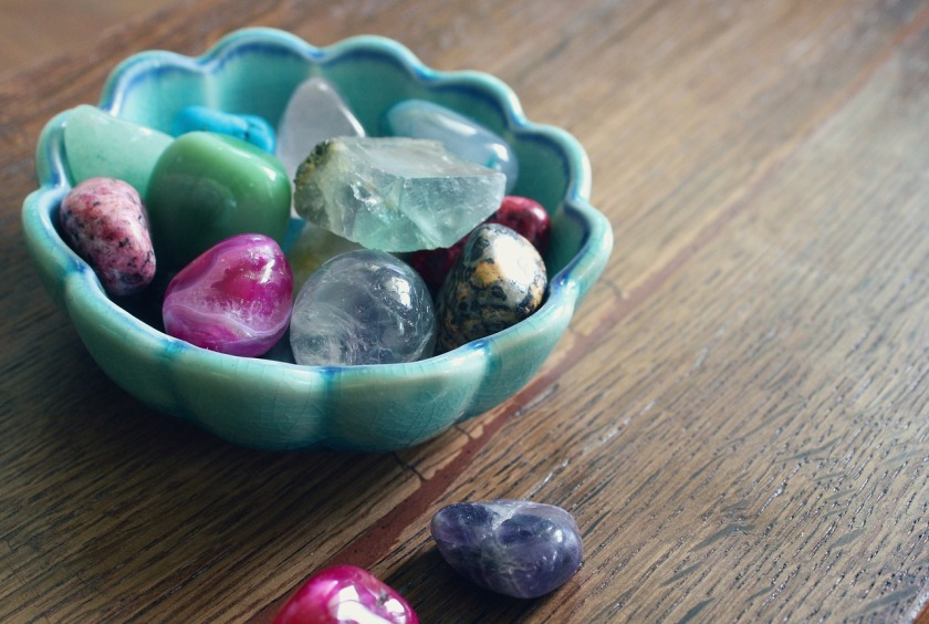 the alchemy of crystal healing