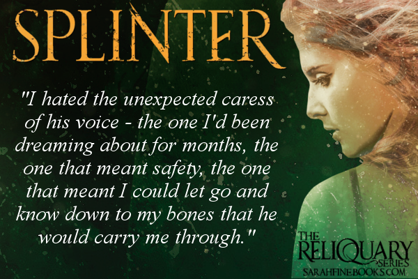 splinter paranormal romance