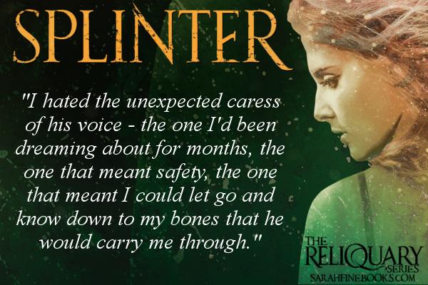 splinter paranormal romance