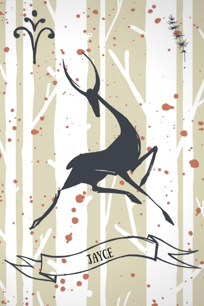 Jayce - Tarot Card (1)